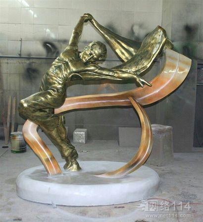 玻璃钢雕塑艺术品