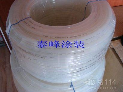 耐磨型粉末涂料粉管,耐温抗折粉末涂料输送管,静电喷枪喷粉粉管