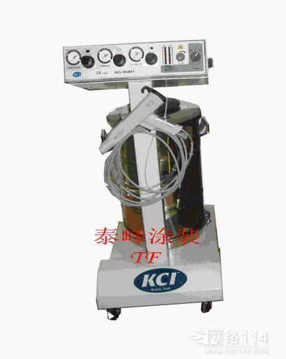 韩国KCI凯西爱静电涂装机,KCI静电喷枪,kci喷枪配件