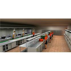 维图美商用厨房3D软件
