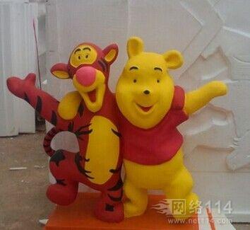 儿童节日活动卡通雕塑