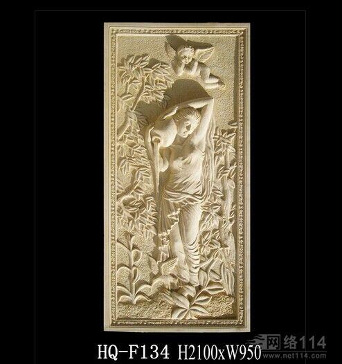 酒店装饰浮雕|欧式浮雕 - 深圳市港粤雕塑艺术工程公司图片