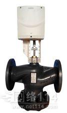 原装进口西门子电动三通调节水阀VXF47
