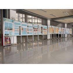 厂家直销活动水松布面板,广州诺迪士厂家定做带万向轮活动展示板
