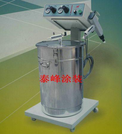 泰峰公司厂家直销多种型号静电喷涂设备,各种款式粉末静电喷塑机
