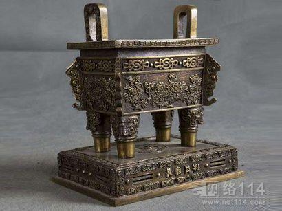 铜鼎 铸造铜鼎  生产铜鼎