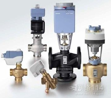 西门子电动调节阀型号及选型指南