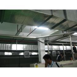 深圳通风公司酒店厨房降温排风工厂车间通风管道设备