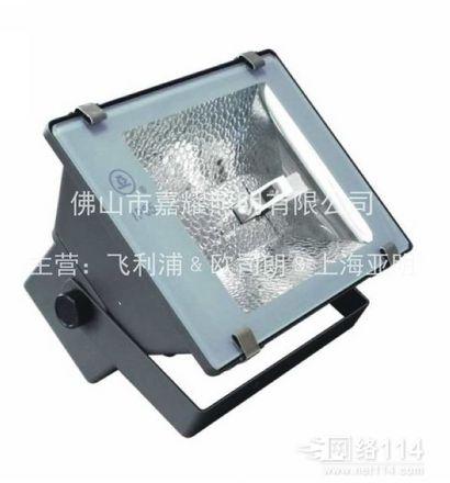 上海亚明亚字牌ZY58-N 70W泛光照明灯 钠灯/黄光