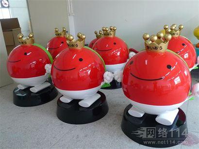 中山卡通玻璃钢雕塑厂家