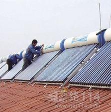 济南力诺瑞特太阳能维修