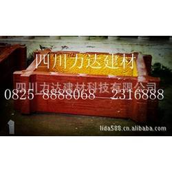 四川力达生产的优质仿木花箱坚固耐用,免维护,防偷盗