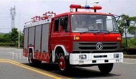 六安市东风145水罐消防车5吨|5吨消防车厂家查看原图(点击放大)