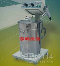 生产厂家隆重推出实用型粉体静电喷枪,优惠价销售静电粉末喷涂机