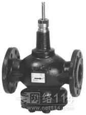 VVF61西门子高温高压电动温控阀