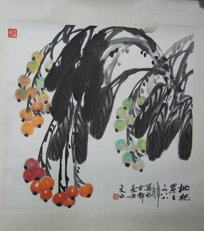 雅和画廊,刘文西作品收购,名人字画收购