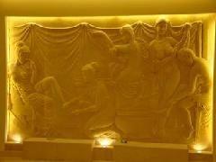 深圳玻璃钢浮雕,砂岩浮雕,酒店浮雕,欧式浮雕查看原图(点击放大)