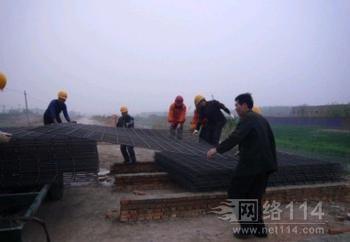 郑州金豫丝网 河南全省郑州市郑工程快速路用钢筋网 质优价廉