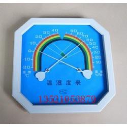 高级温湿计指针式温湿度表温度计湿度计