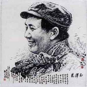 """刘文西是一位伟大的""""人民""""艺术家,刘文西作品收购查看原图(点击放大)"""