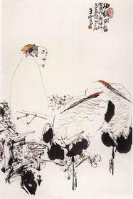 王西京是一位真正的艺术绘画大师,王西京作品收购查看原图(点击放大)