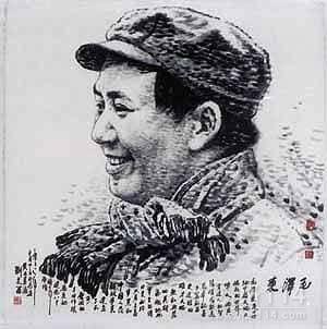 """刘文西是一位伟大的""""人民""""艺术家,刘文西作品收购"""