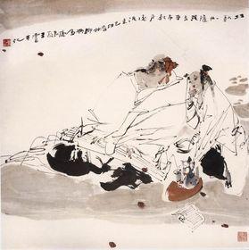 收藏王西京作品就要把握住机会,王西京作品收购查看原图(点击放大)