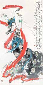 王西京带您了解追求艺术创新的精神,王西京作品价格查看原图(点击放大)