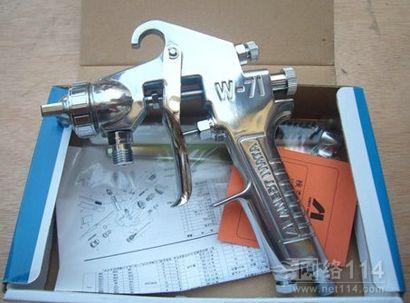 日本岩田系列喷漆枪推荐,品质喷油枪大陆热销
