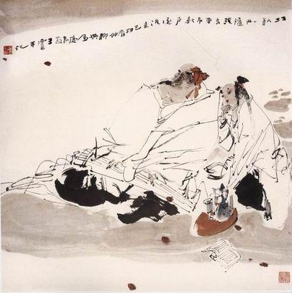 收藏王西京作品就要把握住机会,王西京作品收购