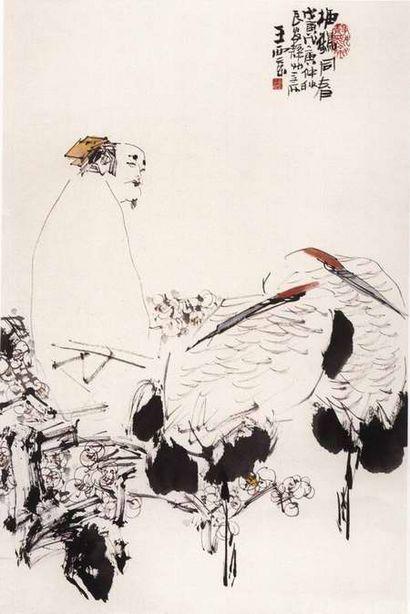 王西京始终惯于自己独特的艺术态度,王西京作品价格