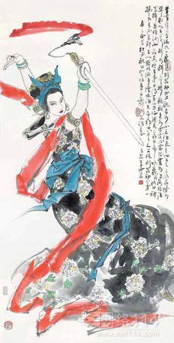 王西京带您了解追求艺术创新的精神,王西京作品价格