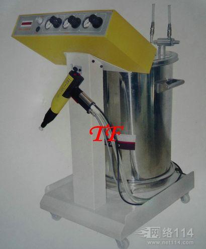 【提供】高生产效率粉末静电喷涂机,静电粉末涂装机,静电射粉机