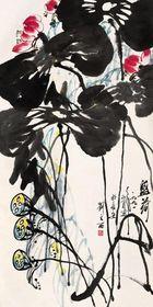 一位追随主流文化价值观的画家,刘文西作品价格查看原图(点击放大)