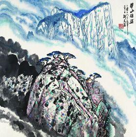 黄土画派的精神内涵,刘文西作品价格查看原图(点击放大)