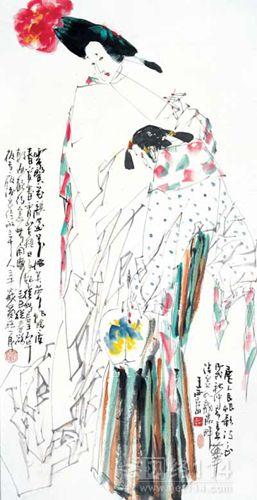 人物绘画领域的模范代表, 王西京作品价格