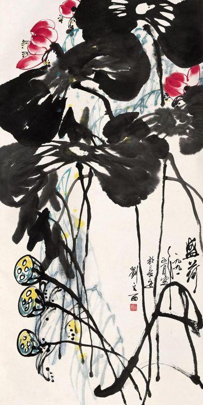 一位追随主流文化价值观的画家,刘文西作品价格