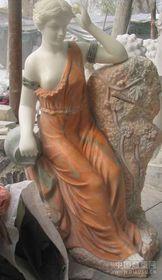 玻璃钢女人像    仿真女人雕塑    玻璃钢女人造型雕塑查看原图(点击放大)