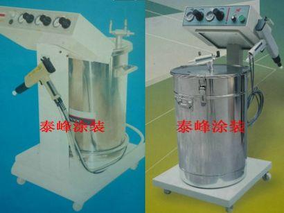 自主研发实用经济型粉末静电喷塑机,手工型粉体静电喷粉机