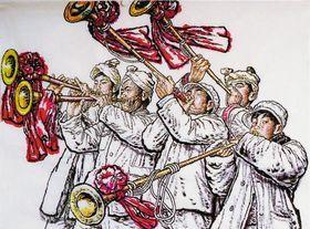 刘文西作品收购的艺术追求于传承查看原图(点击放大)