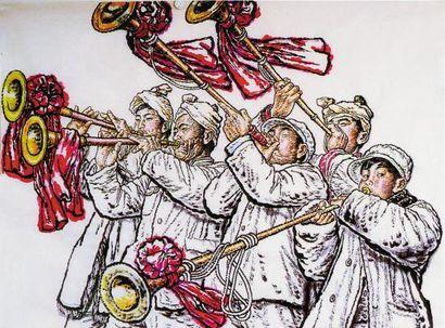 刘文西作品收购的艺术追求于传承