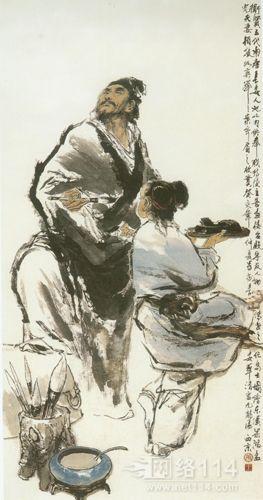 王西京作品收购中存在技巧与价值