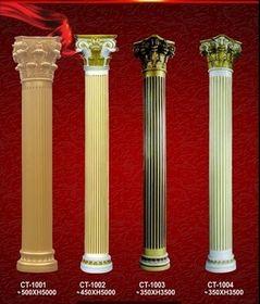广东专业玻璃钢装饰罗马柱雕塑查看原图(点击放大)