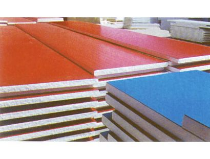 彩钢夹芯板、复合板生产0.7-0.8-1.2  彩涂板  镀锌板