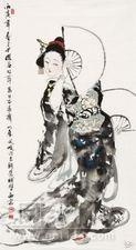 对于王西京作品市场价以及对王西京本人的社会评价