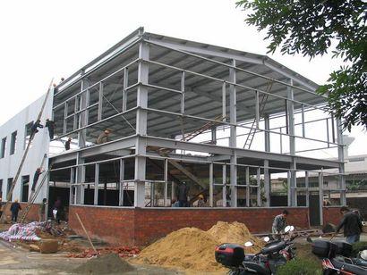 开一家钢结构公司要多少钱/钢结构设计/钢结构造价/钢构