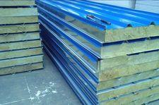 开一家夹芯板/复合板工厂要多少钱 山东云光钢铁 彩钢板价格