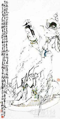王西京作品收购与王西京的地位和影响是密不可分的