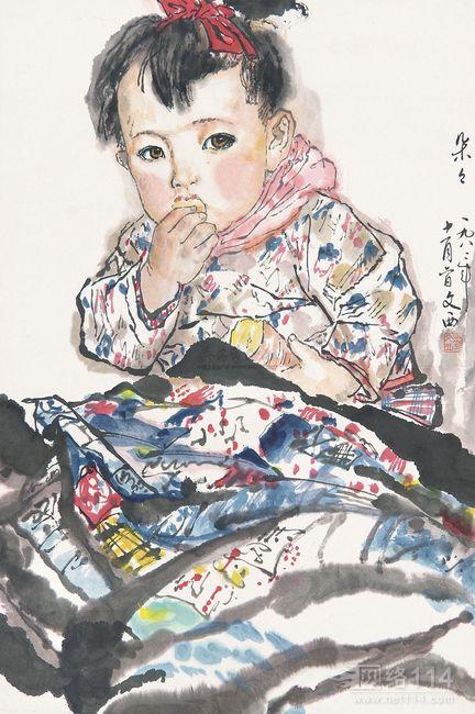 刘文西作品收购热潮目前呈上升化趋势