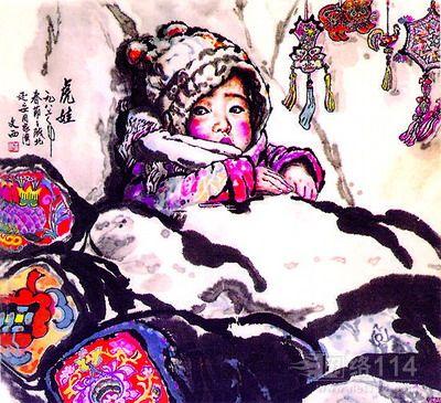 对于刘文西作品收购行情你是否真的了解?